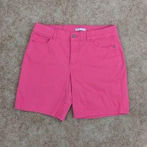 Pink Jean Shorts!